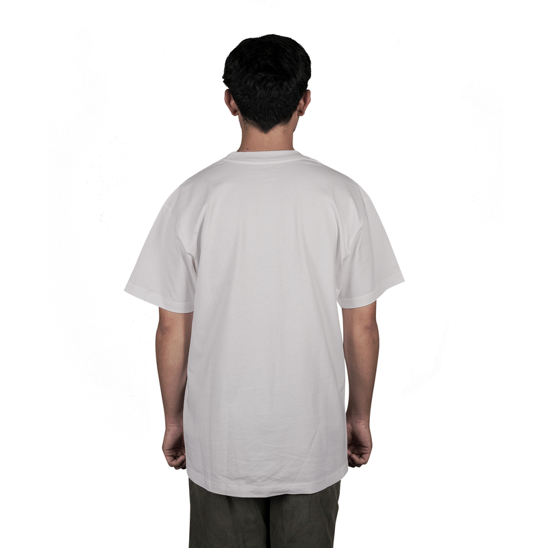 Jude Cotton Tshirt White