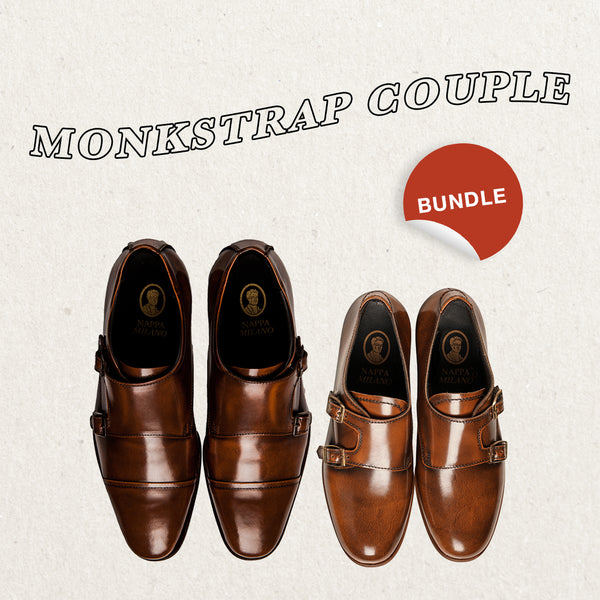 COUPLE BUNDLING - MONKSTRAP