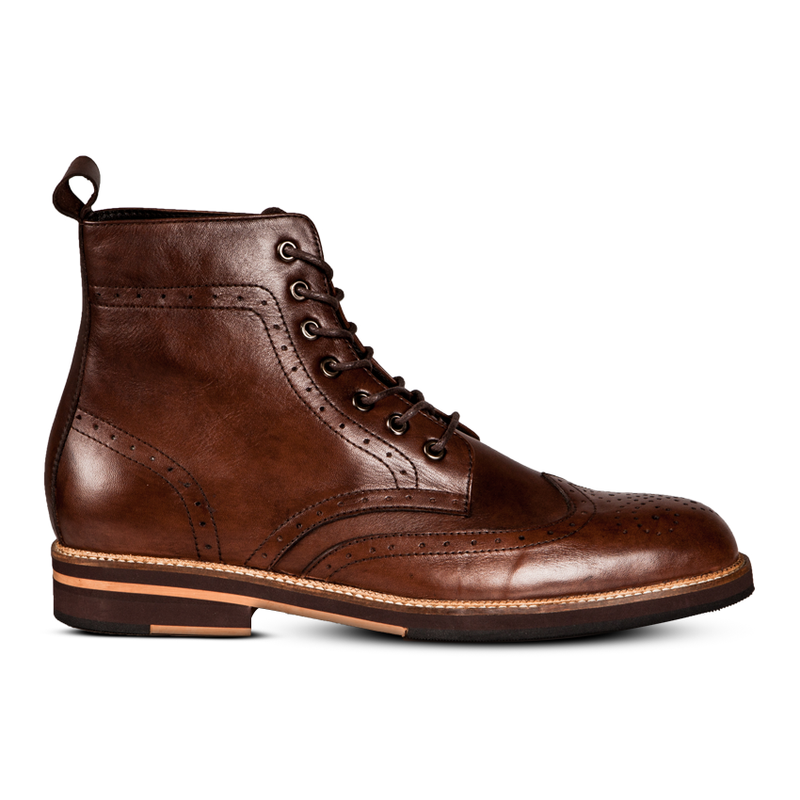 Neo Brogues Boots Brown