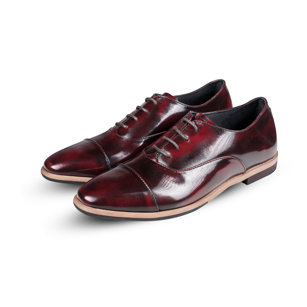 Salva Oxford Maroon