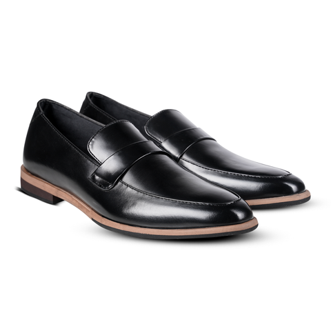 Salva Loafers Black