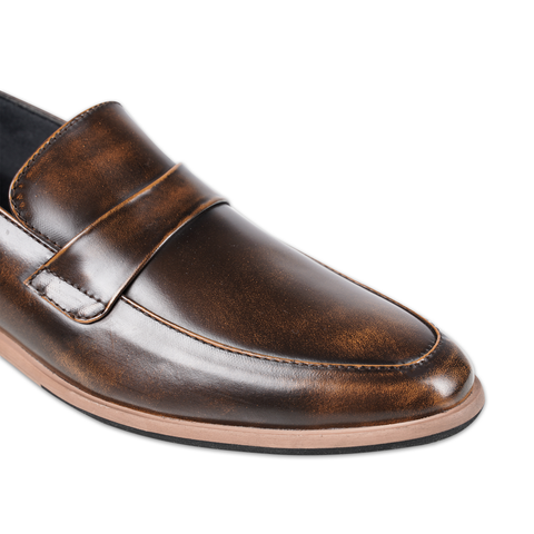 Salva Loafers Tan