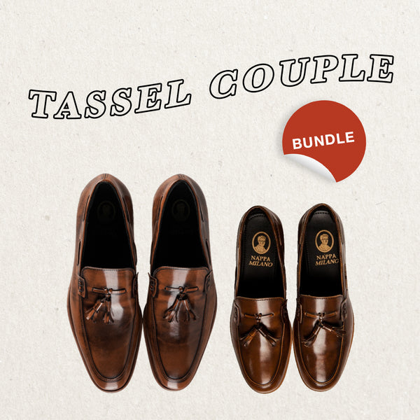 COUPLE BUNDLING - TASSEL