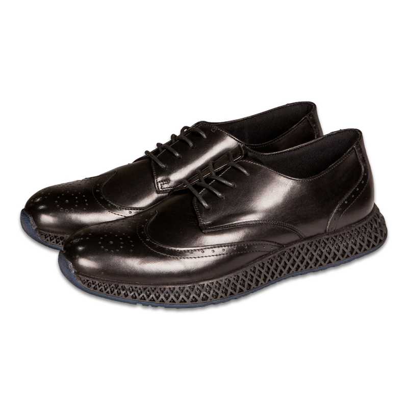 Wolter Brogues Black