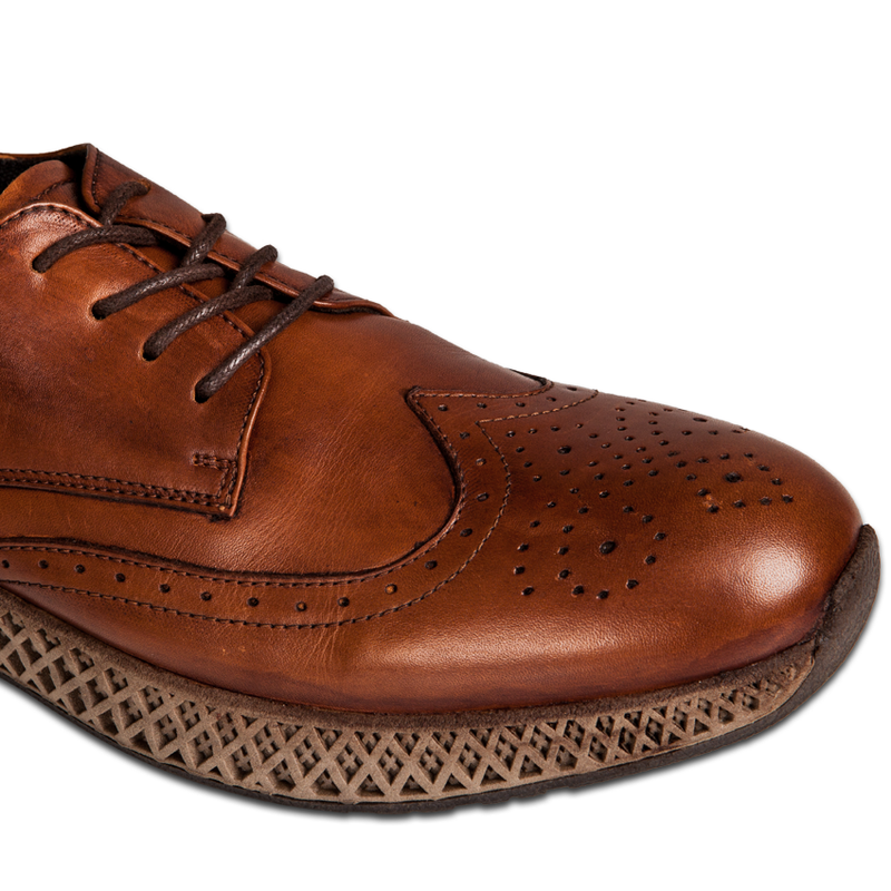 Wolter Brogues Tan