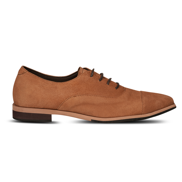 Salva Oxford Suede Tan (Women)