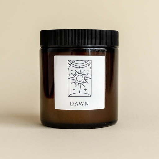 Dawn Coconut Wax Candle