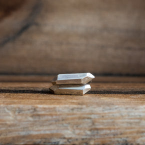 Faceted Crystal Ring