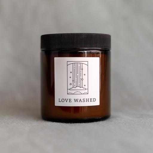 Love Washed Candle