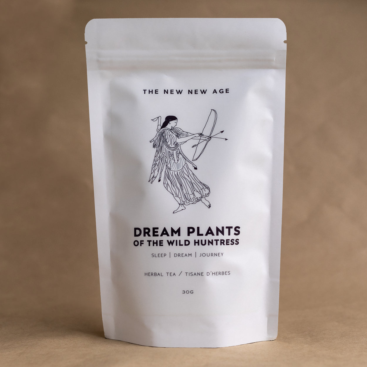 Dream Plants of the Wild Huntress Tea