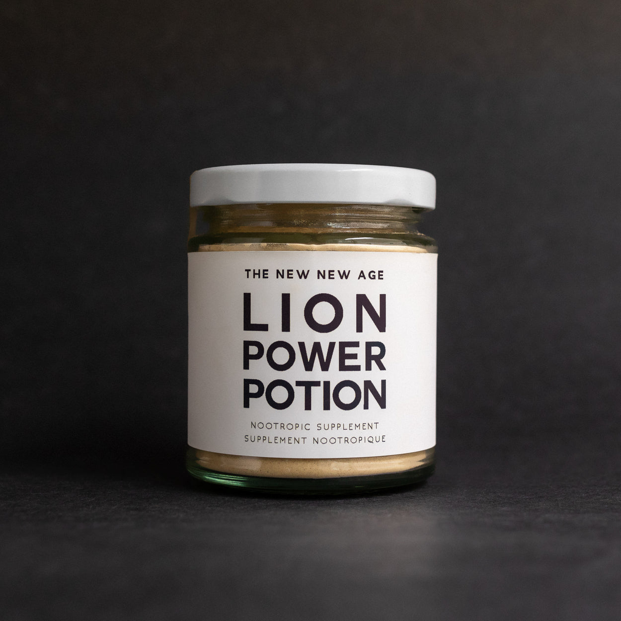 Lion Power Potion