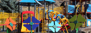 8 Structures to Include in Every Children's Playground