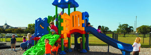 The Most Popular Playground Equipment in the U.S.
