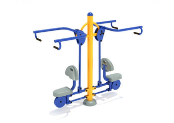 Outdoor Workout Equipment