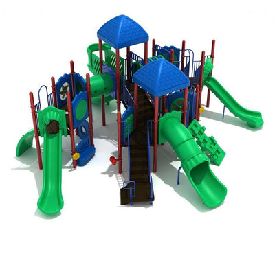 Commercial Playgrounds Equipment & Play Sets | Park Swing Sets