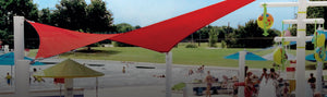 Commercial Shade Structures & Shade Sails