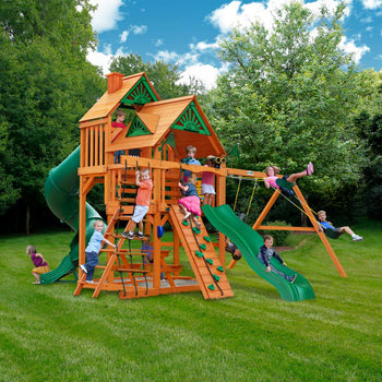 Great Skye I AP Wooden Swing Set