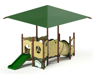 FunPlay 353196 Tot Play System - 3.5 Inch Posts