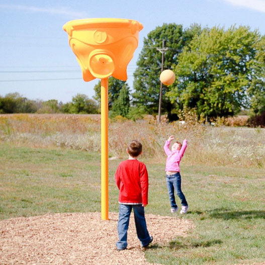 Funhoop Funnel Ball Game