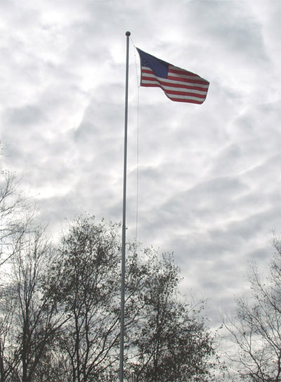 Flagpole 40 Foot High