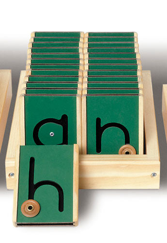 Motor Letters Learning Tool (Lowercase)
