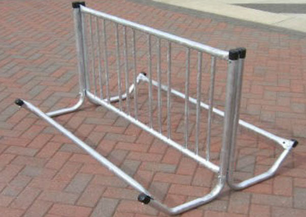 Double Entry Bicycle Rack (8 bicycles)