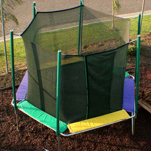 12 Foot Hexagon Magic Cage Trampoline Unit