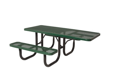 ADA Single-Sided Extra Heavy Duty Picnic Table
