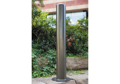 "Newport 6"" Round Bollard (3' or 4' Height), Set Of 2 