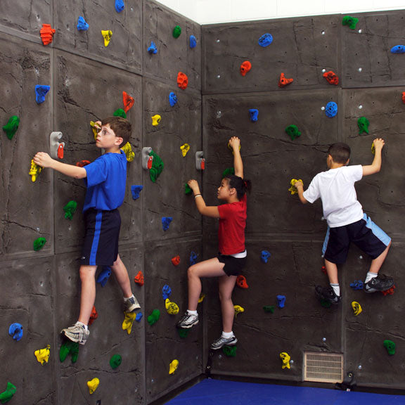 Superior Traverse Climbing Wall Panel With Mat