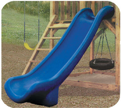 Scoop Slide 7 Foot High Deck