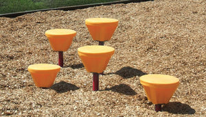 Fun Pods Playground Section - 5 Pods