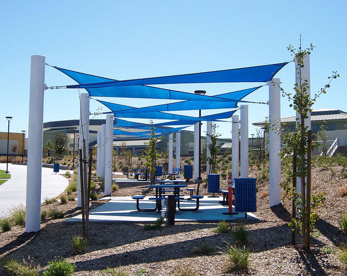 Sail Shade Structure (Custom)