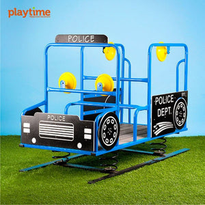 Spring Bouncer Police Truck