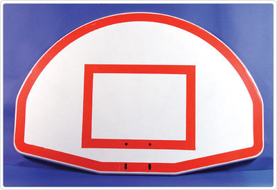 Painted Silkscreen Target and Border For Sportsplay Goals | WillyGoat Playground & Park Equipment