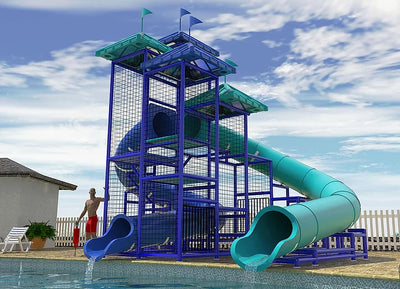 Commercial Water Slide 903