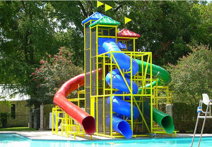 Commercial Water Slide 306