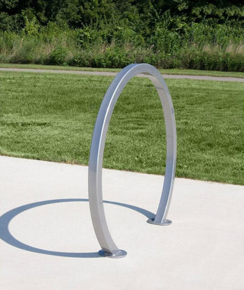 Horizons Bicycle Rack | WillyGoat Playground & Park Equipment