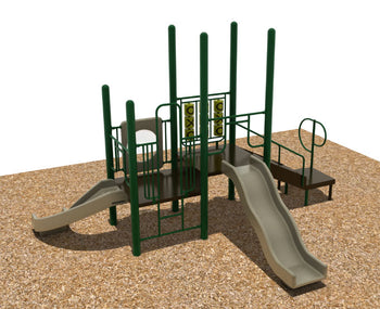 Cuyahoga WillyGoat Playground | WillyGoat Playground & Park Equipment