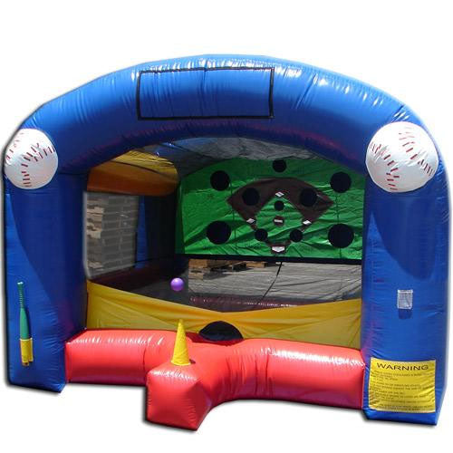 Home Run Challenge Commercial Bounce House
