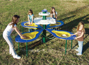 Tot Town Waterplay System