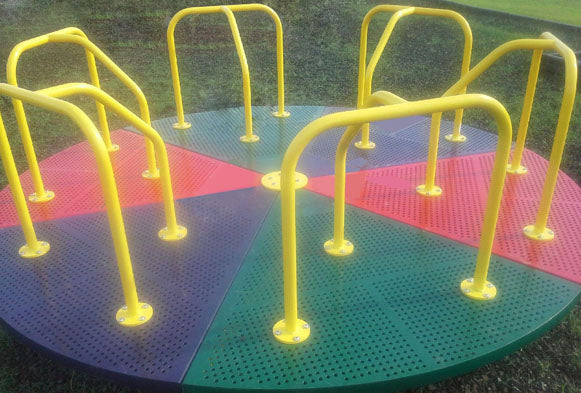 Merry Go Round, Various Colors (6', 8', or 10' Diameters)