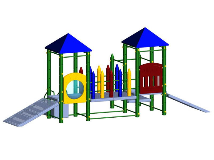 Fort Animal Playground For Pets
