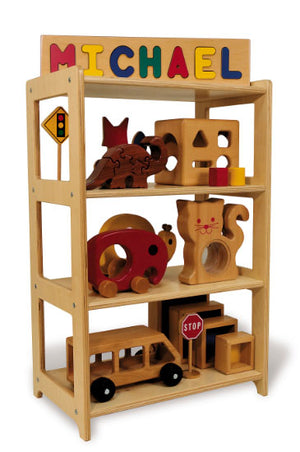 Toy Storage Rack