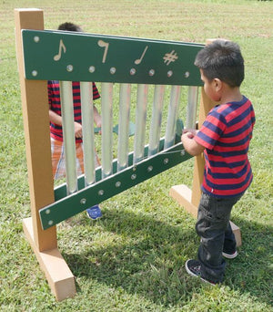 Chime Wall Freestanding Activity