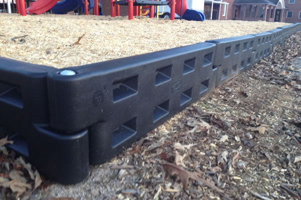 "Playground Interlocking Border (12"" x 52"")"