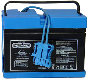 Replacement 12-Volt Peg Perego Battery