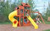 Canyon Ridge Wooden Swing Set