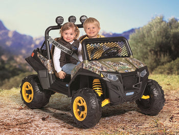 Polaris RZR 900 Camo 12 Volt Vehicle