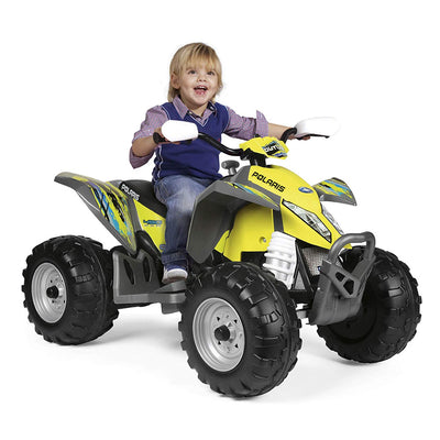Polaris Outlaw 12 Volt Vehicle - Citrus